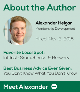 About the Author - Alexander Helgar