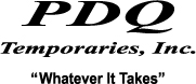PDQ Temporaries, Inc.